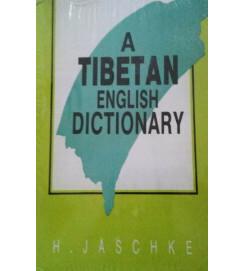 A Tibetan English Dictionary