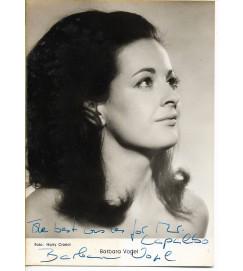 Barbara Vogel - Autografada e Com Dedicatória