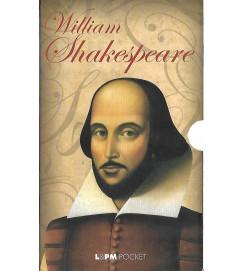 Obras Escolhidas 7 Obras Caixa Box - William Shakespeare