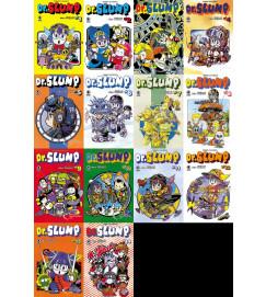 Dr. Slump -  Completo - 14 Volumes