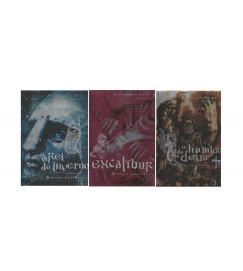 As Crônicas de Artur - 3 volumes