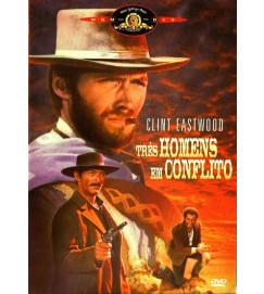 DVD - Três Homens Em Conflito