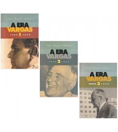 A Era Vargas ( 3 volumes )