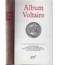 Album Voltaire  - Pleiade