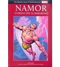 Namor - O Principe Submarino -  ( Os Heróis Mais Poderosos Da Marvel )  N º 20